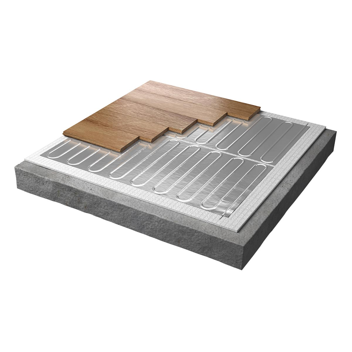 Underfloor Heating Carpet >> Erko Electric Underfloor Heating Carpet Wood Laminate