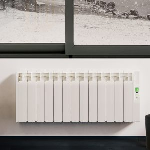 Kyros short electric radiator