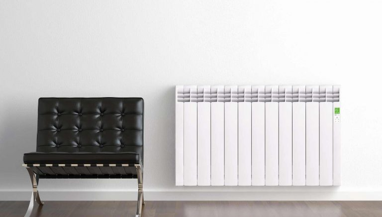 Electric radiator serie d