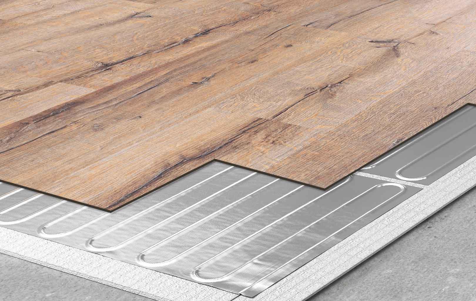 Erko Underfloor Heating Installation