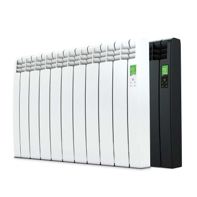 Stack_DI-0990RAD_WHITE_GRAPHITE_DSeries_9element_radiator_NEW
